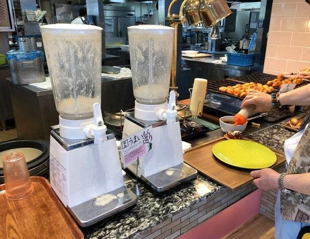 パークフロントホテルの朝食
