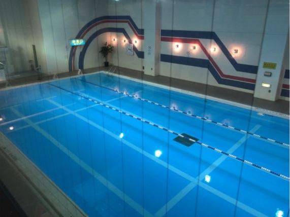 シェラトン都ホテル東京のプール