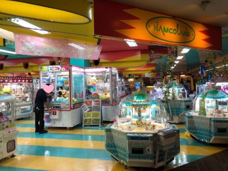 シェラトングランデトーキョーベイのゲームセンター画像