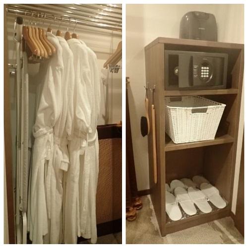 シェラトングランデトーキョーベイのパークビュー4ベッドルームの備品
