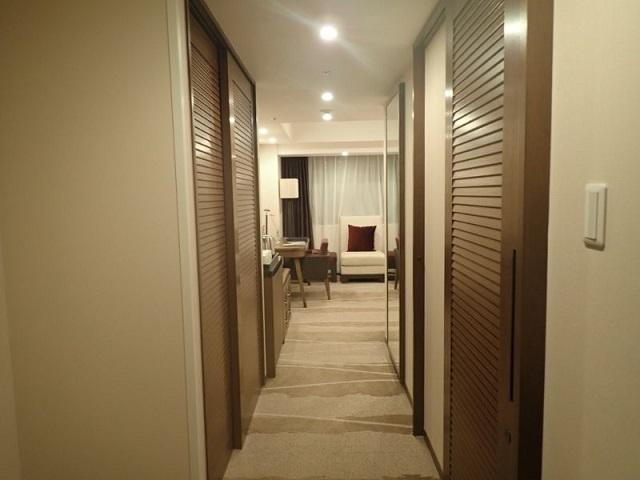 シェラトングランデトーキョーベイのパークビュー4ベッドルーム