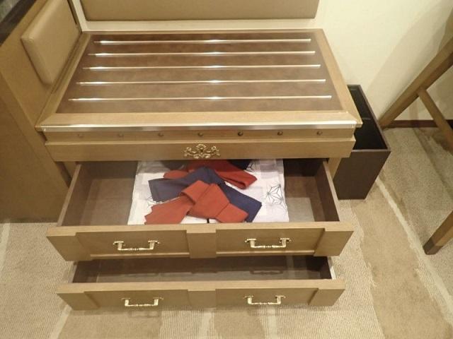 シェラトングランデトーキョーベイのパークビュー4ベッドルームの浴衣