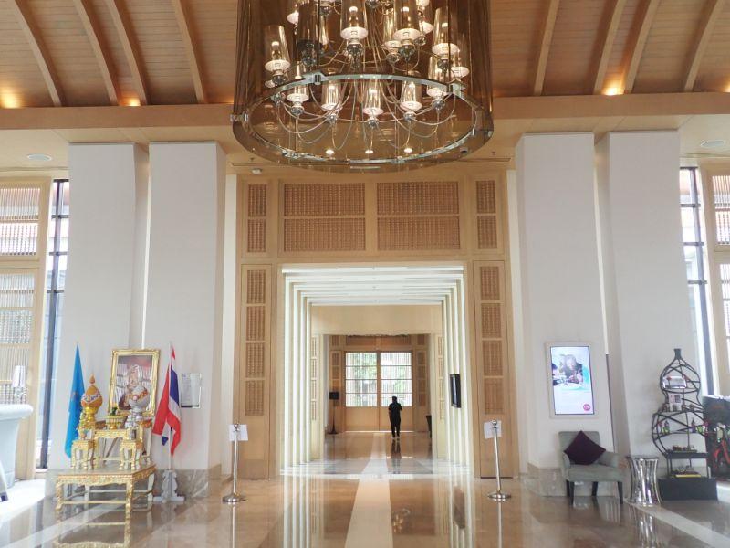 ルメリディアンスワンナプームフロント画像
