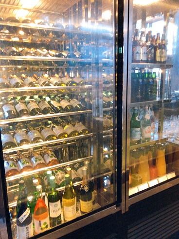 名古屋マリオットのたくさんのアルコール類
