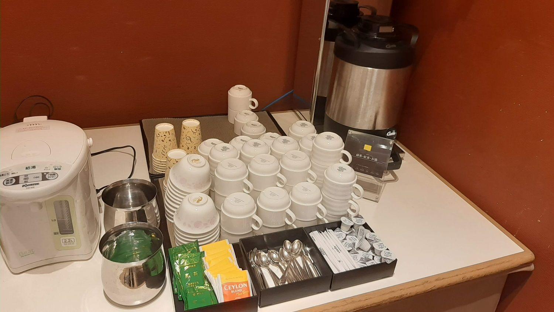 紅茶、お茶