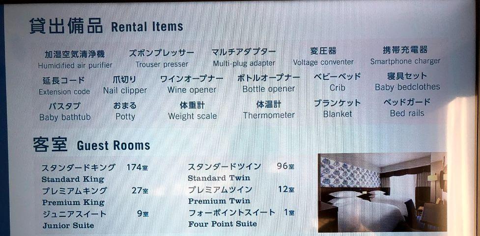 部屋の種類