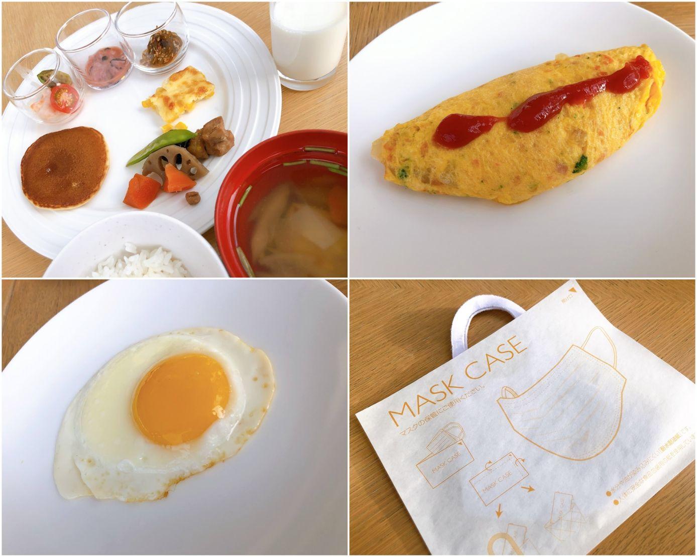 ボナペティ―の朝食メニュー
