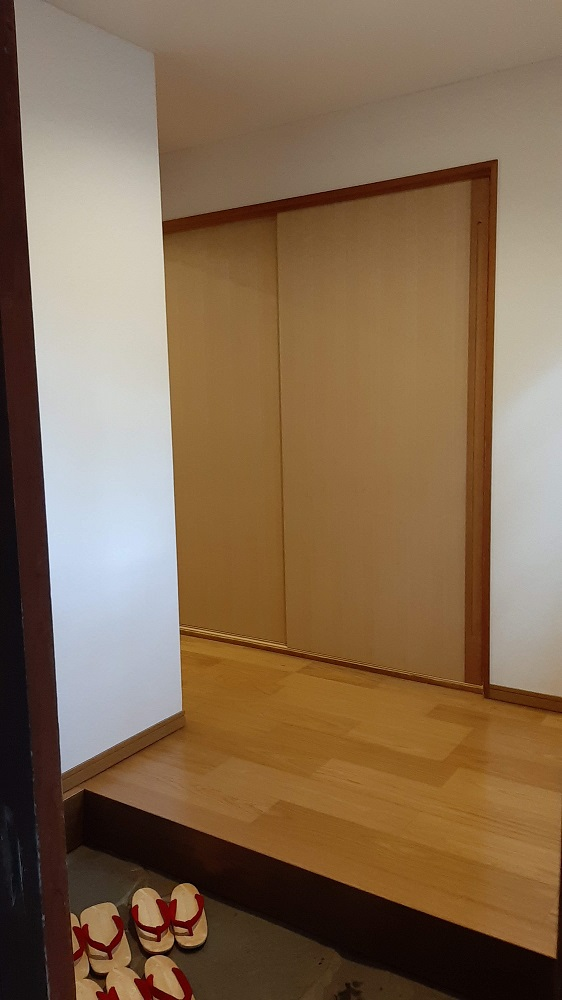 お部屋入口