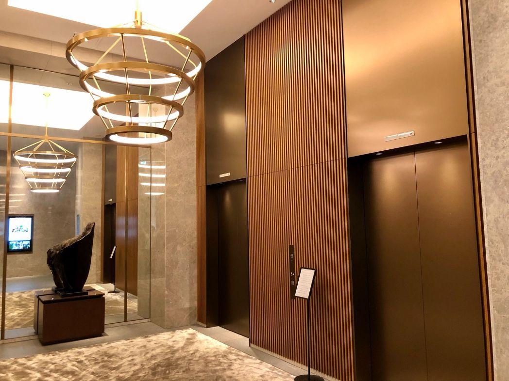 JWマリオット奈良のエレベーター