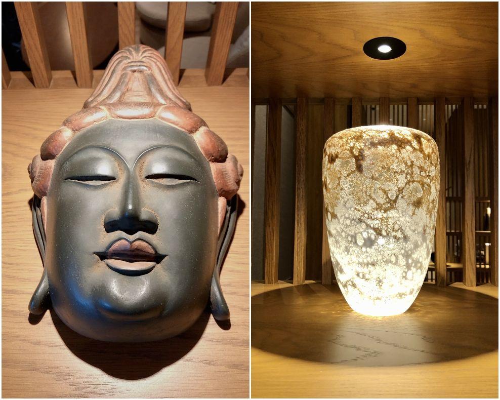 奈良の芸術品