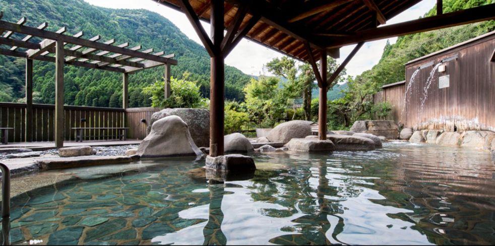 おんくりの温泉